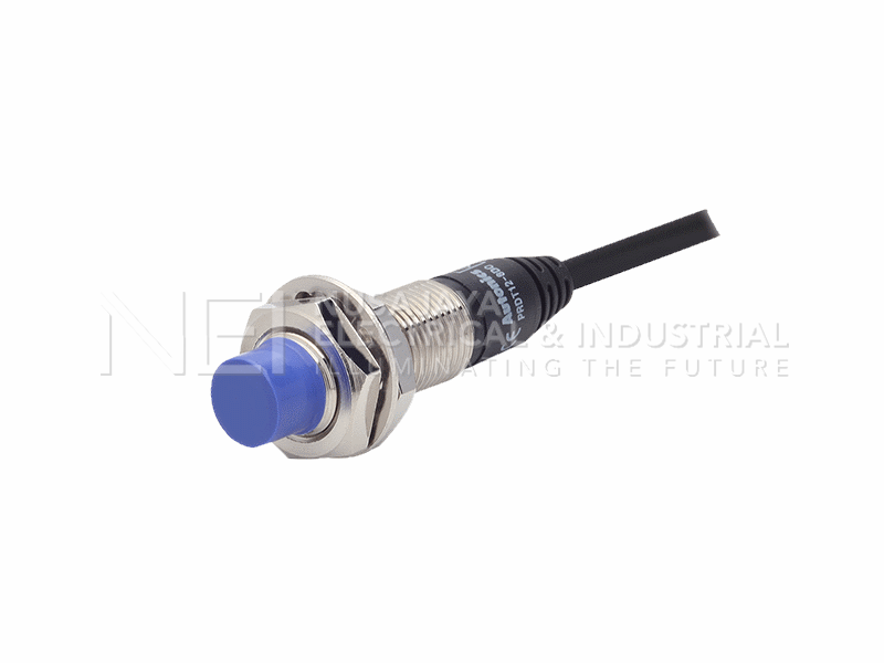 PRD Series Cylindrical Inductive Proximity Sensors with Long Sensing Distance (Cable Type)