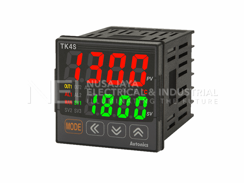 TK Series High Performance PID Temperature Controllers