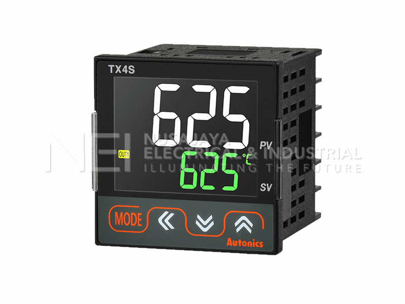 TX Series LCD Display PID Temperature Controllers