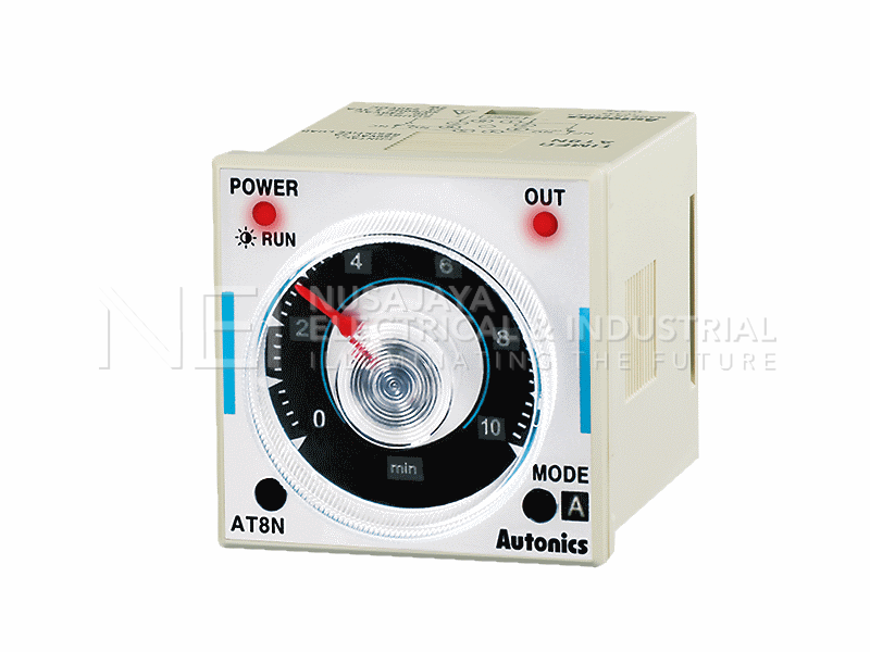 ATN Series Multi-Function Analog Timers