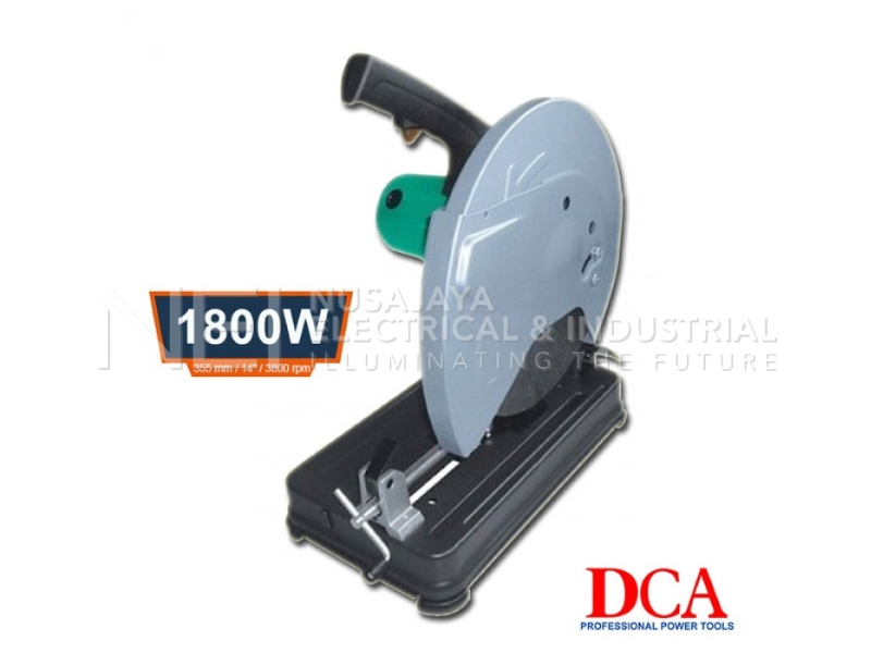 "DCA 14"" 1800Watt Electric Cut-off Machine(AJG02-355)"