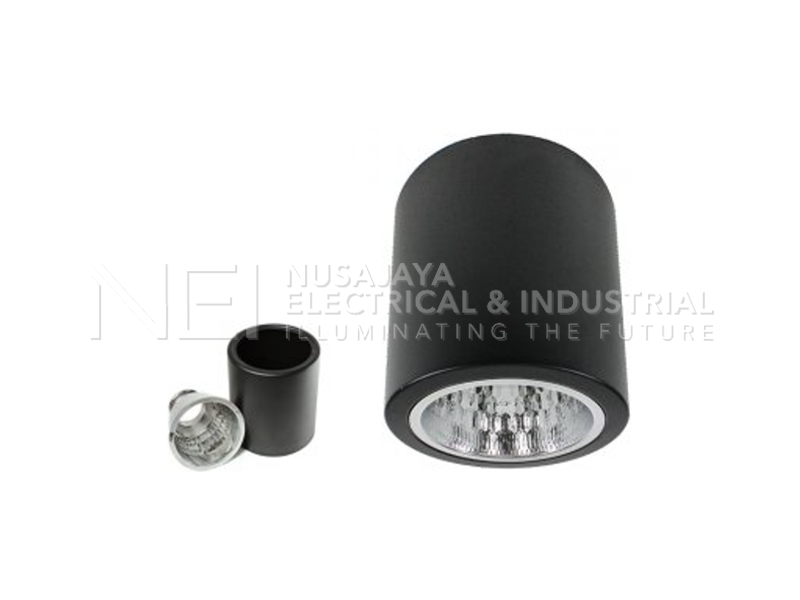 LED Downlight 4107/BK
